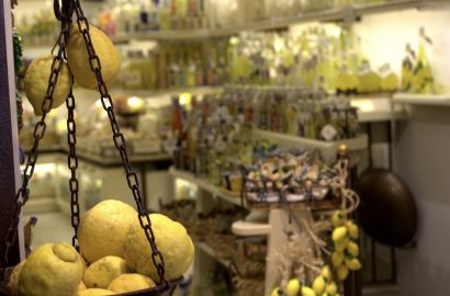 limoncello citroenen likeur italie