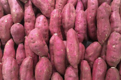 zoete aardappel koken pureren bakken gezond