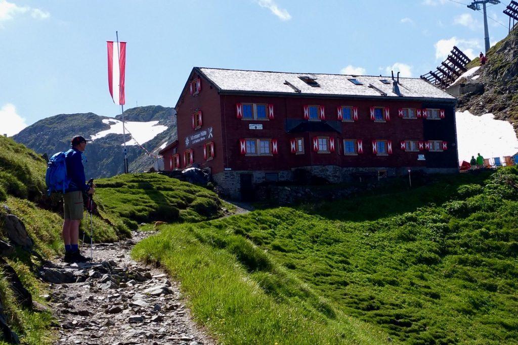 Wormser Hütte - Hochjoch - Montafon - Vorarlberg