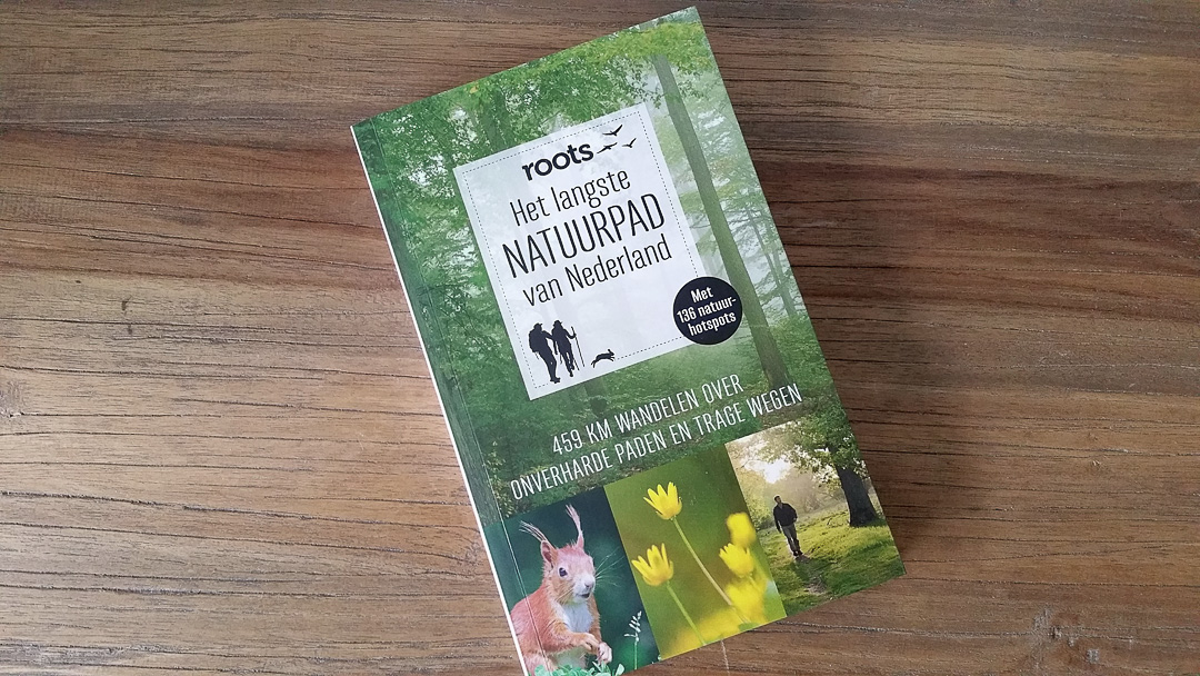 Natuurpad van Nederland Roots LAW