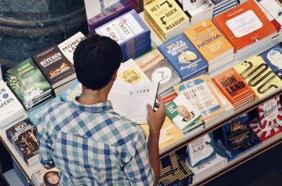 bookstore boekwinkels, copyright wall devil.com