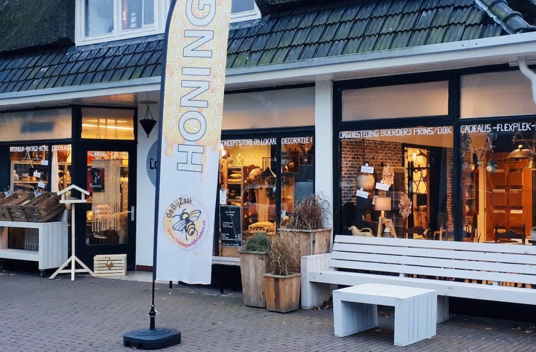 Bij Lokaal Norg conceptstore woonwinkel