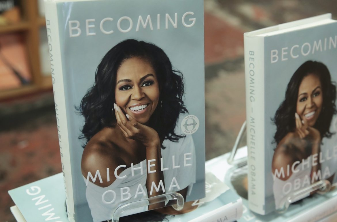 Becoming Mijn verhaal Michelle obama