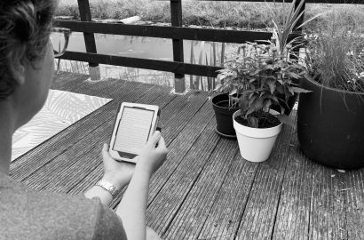 digitaal lezen e-reader ebooks