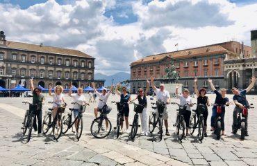 fietsen in wereldsteden napels