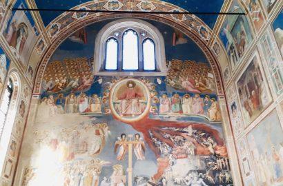 cappella degli scrovegni Padua fresco Giotto