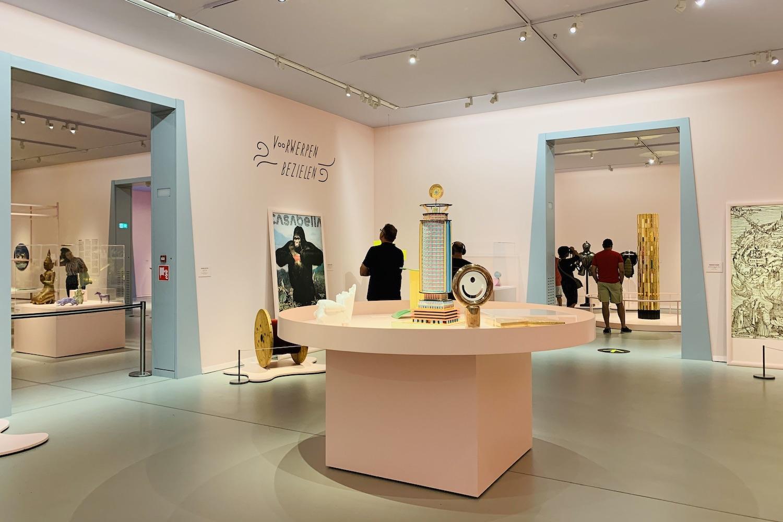 Groninger museum Mondo Mendi museumbezoek in coronatijd