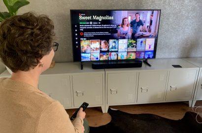 Netflix series Janneke kijken