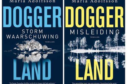 Doggerland Maria Adolfsson Scandinavische thrillerserie