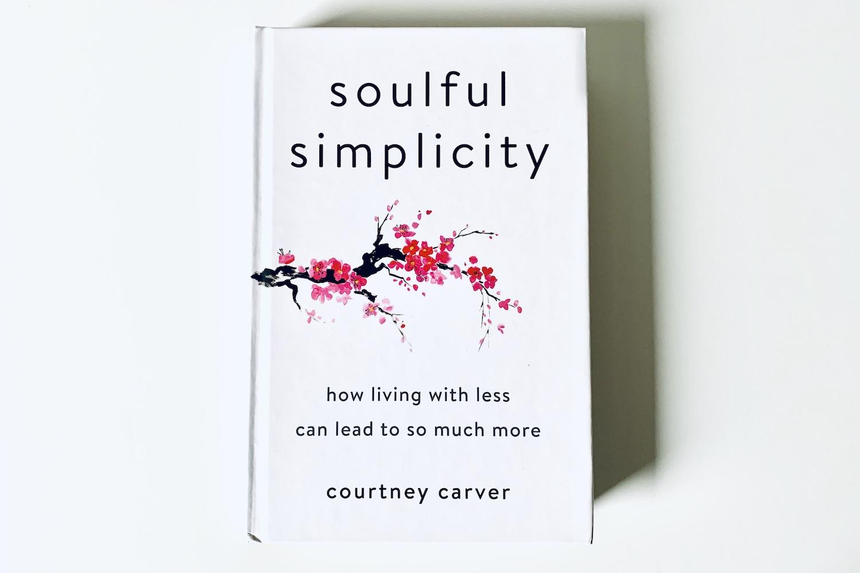 Soulful simplicity boek bespreking