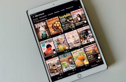 Readly digitaal tijdschriften lezen Jannekes wereld minimalisme