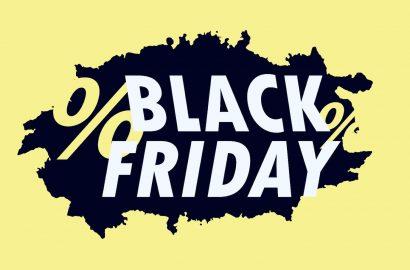 Black Friday kopen uitgeven