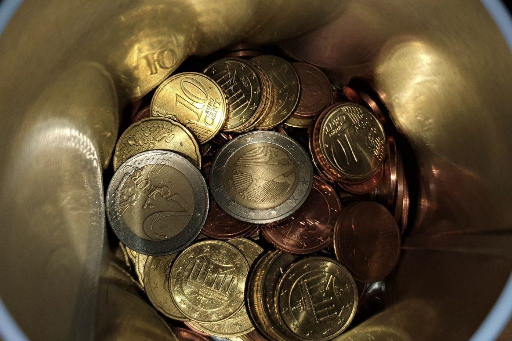 geld sparen spaarpot