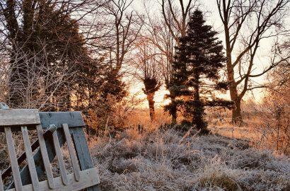 moment pauze winter