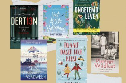 december boeken 2020 boekenoverzicht