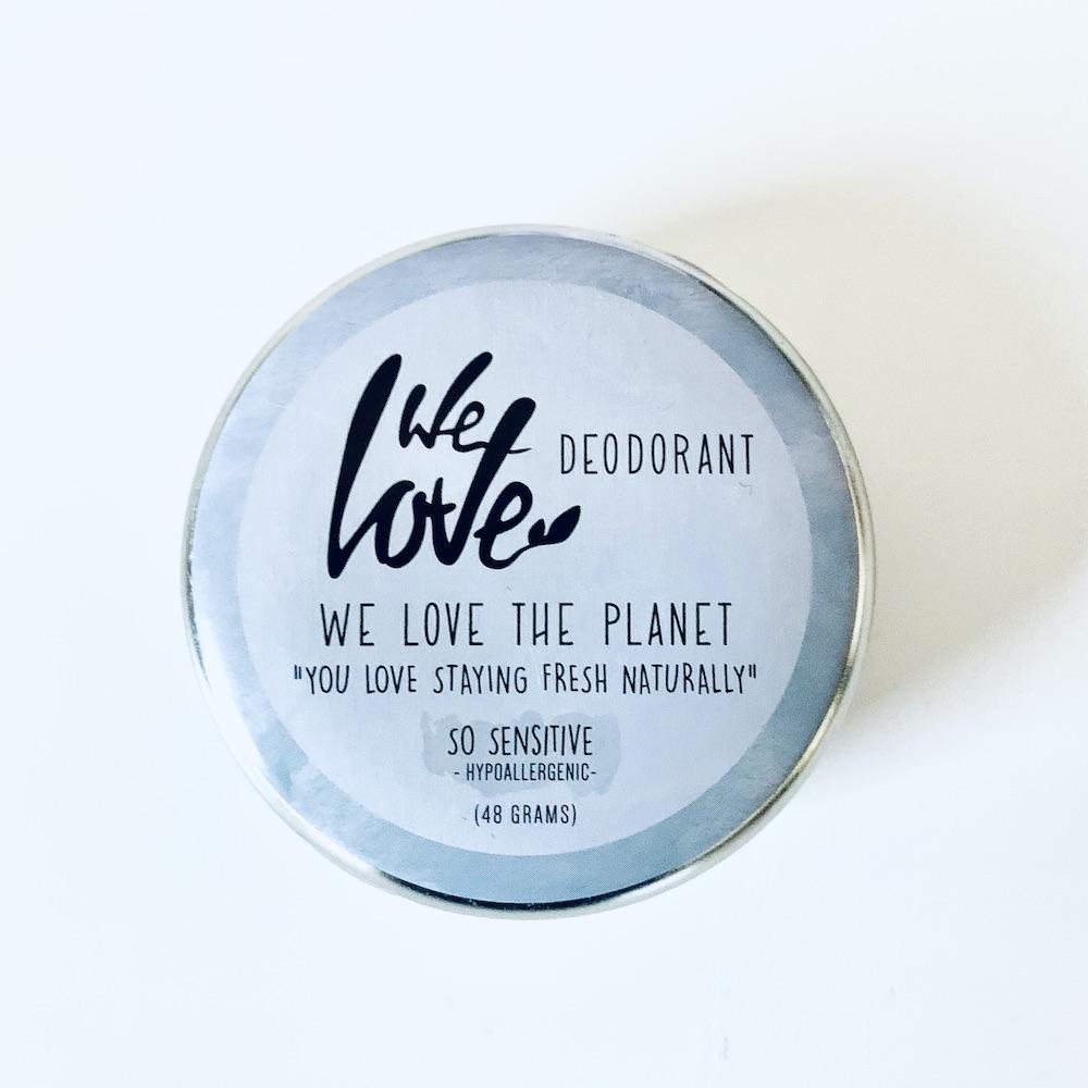 green beautyproducten we love the planet