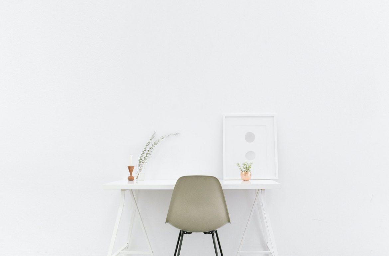 clean desk 20/20 regel opruimen