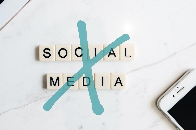 sociale media detox