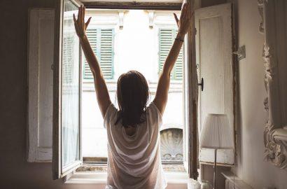 opstaan, over ochtendroutine