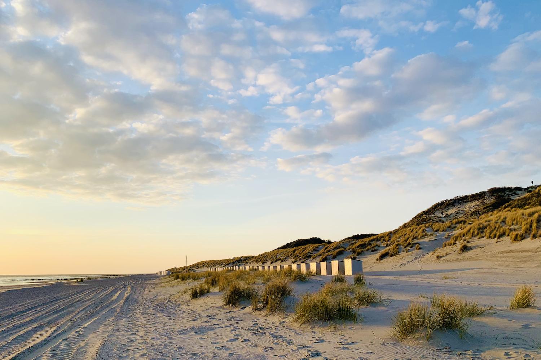 Strand Westenschouwen Zeeland vakantie
