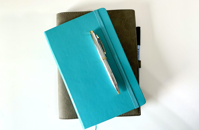 journaling dagboeken greenbook moleskine