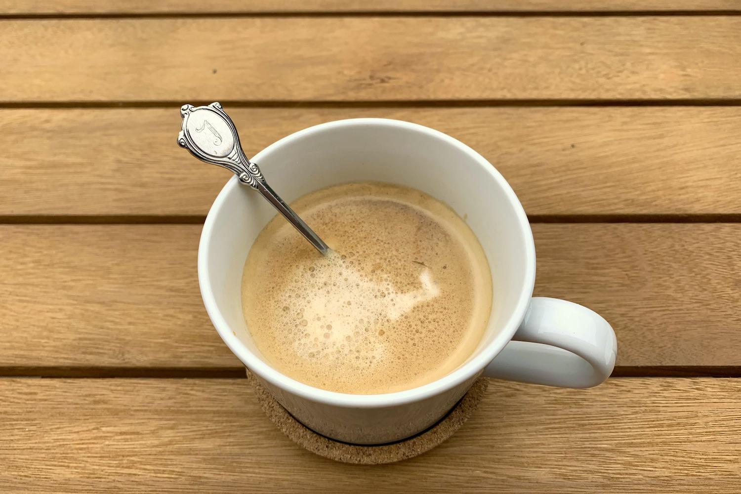 weekend favorieten kopje koffie Jannekes wereld