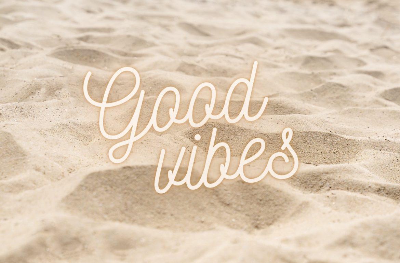 zomerbingo good vibes strand