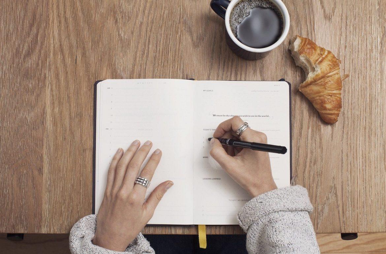 miracle morning schrijven ochtendroutine