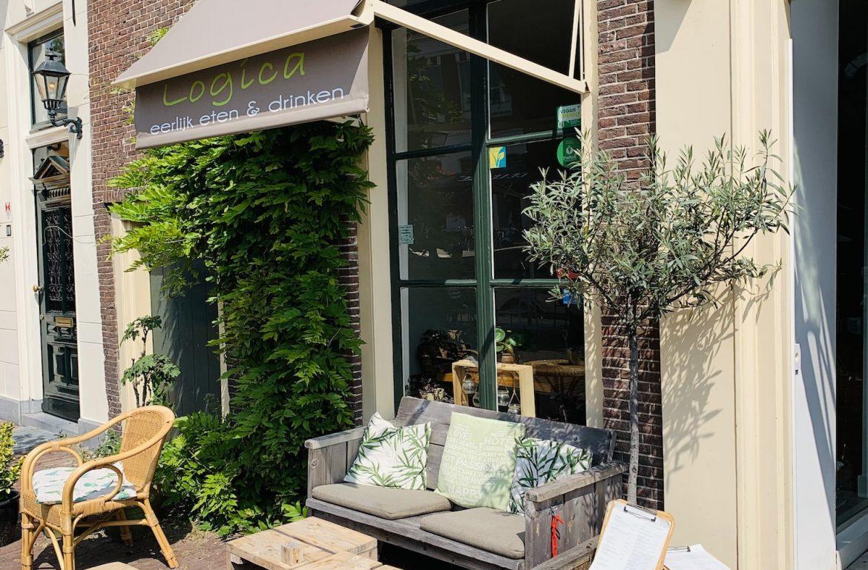Logica lunchen Leiden exterieur