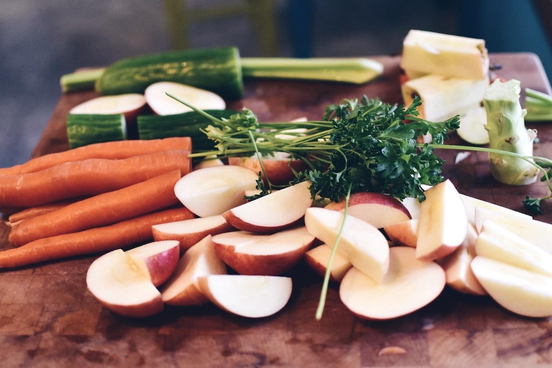 voedselverspilling gesneden groente verspillingsvrije week